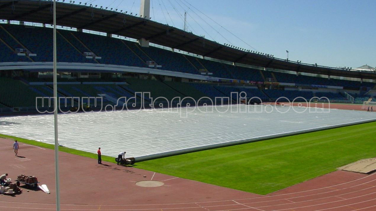 Football field cover