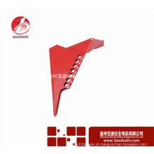 Wenzhou BAODSAFE BDS-F8604 Volante de esfera de quatro curvas Bloqueio de segurança Bloqueio de segurança Vermelho