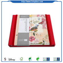 Exquisite Folding Dairy Oraganizer Writing Board