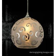 Fashion modern single pendant lamp