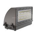 Sensor de movimento de 140lm / w para iluminação externa de alumínio para parede
