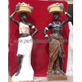 Stone Marble Carving Statue Carved Garden Sculpture for Decoration (SY-X1200)