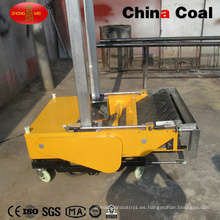 Máquina automática de enyesado de espray de mortero de arena de cemento