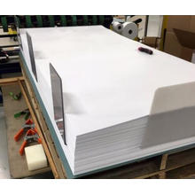 Folha Rigid PP de 0,25-1,5 mm de espessura para embalagem de alimentos