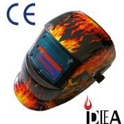 best new arrival Solar auto darkening welding helmet  whole sale