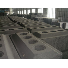 Aluminium Electrolytic Carbon Anode Vorgebackene Anode