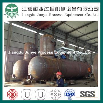 Конденсатор с воздушным охлаждением из углеродистой стали (V100)