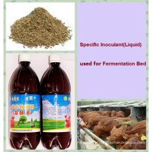 Special Inoculant Used for Fermentation Bed