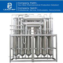 Высокая производительность завода Опреснения морской воды RO