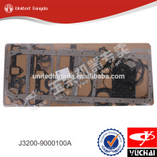 Yuchai YC6J overhaul gasket set J3200-9000100A