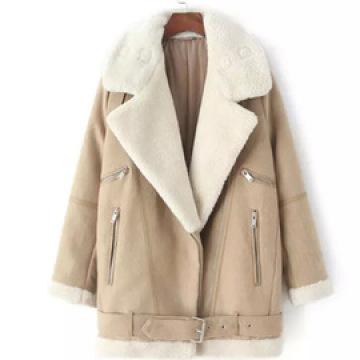Hohe Qualität Frauen Oberbekleidung Großhandel Frauen Wintermantel