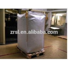 PP jumbo bag/Circular PP bulk bag for mineral packing/big bag for packaging copper ore, mineral, sand 1000kg zr98