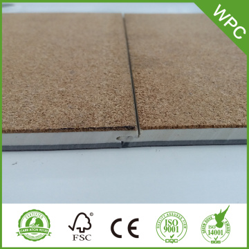 8,5 mm WPC Core Flooring 1,5 mm Cork