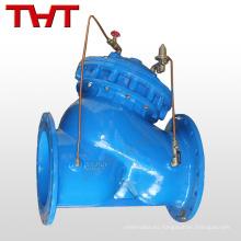 válvula de reducción de presión de ventilación de ajuste de ángulo de tipo de agua
