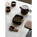 Black Walnut Premium Travel Tea Canisters