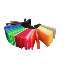 OLEG cast acrylic 1220*1830mm color acrylic sheet