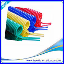 China hot selling pneumatic pu spiral air tube