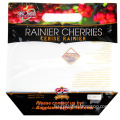 perforated fruit protection bags, fresh cherries,fruit and keep fruit fresh, cherry bags, cherry slider bags, cherry zipper bags