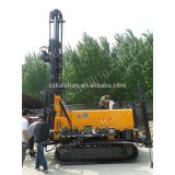 200m depth Kaishan KW20 deep water well drilling rigs possess powerful hydraulic system