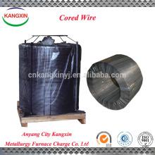 Anyang kangxin fornecimento de silício de cálcio / sica em pó / sica arame