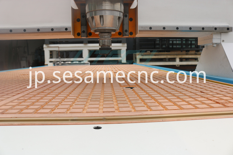 Water cooling spindle ATC CNC Router machine