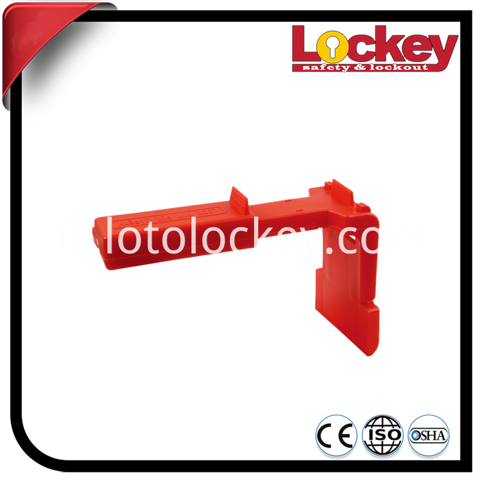 Adjustable Ball Valve Lockout