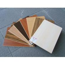 Ausgezeichnete Qualität Melamin Sperrholz für Möbel von Linyi Qimeng Fabrik