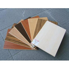 Превосходное качество Меламиновая фанера для мебели от фабрики Линьи Цимэн