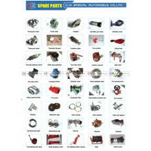 Oil Tank Truck Spare Parts