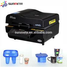 2014 El CE de la alta calidad probó la máquina de la prensa del calor de la máquina de la transferencia de la impresora del precio al por mayor 3D