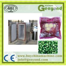 Máquina de congelação rápida para legumes congelados