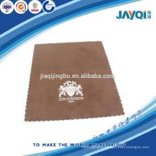 micro fabric bronzing suede