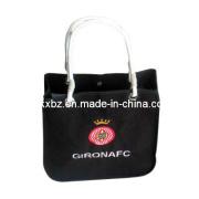 Canvas Silk Screen Apparel Bag (KX-OZ0005)