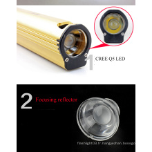 Torche torche LED Power Bank pour tous les appareils mobiles