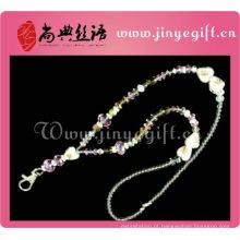 Jóia da forma que bling cordão da colar do grânulo do cristal