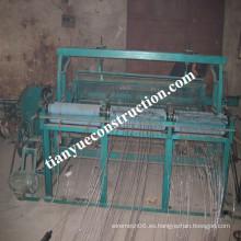 Máquina de malla de alambre ondulada automática de alta eficiencia (fábrica y proveedor)