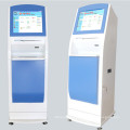 Self Designed Automatic Billing Payment Kiosk for Indoor Use