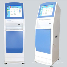 2015 Newly Designed 19 Inch Self-Service Touch Screen Payment Kiosk