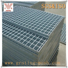 Hot DIP Galvanizing Steel Grating for Drainage Channel
