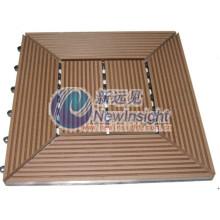 305 * 305 * 22 WPC настильная плитка с сертификатом CE & FSC
