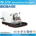 Manuel de section de routine Microtome rotatif Bk-2258