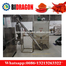 Máquina de pulir del polvo de la cúrcuma seca del chile de la India