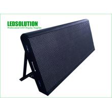 Exposição LED perimetral SMD P10 interior e exterior