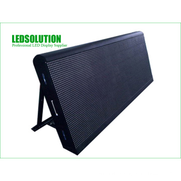Внутренний и наружный светодиодный дисплей SMD P10