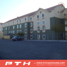 2015 entrepôt préfabriqué adapté aux besoins du client de structure métallique de Pth