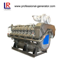 Air Cooled Industrial Diesel Engine with 4-Stroke