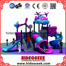 2017 Popular Kid Outdoor Playground for Sale