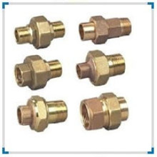Brass Nipple Pipe Fittings Triangle