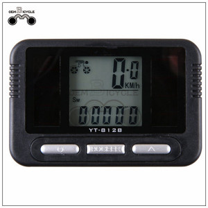 Bicycle solar energy computer/bicycle odometer