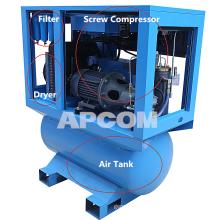Combined 300 500 Liter l Piston Air Compressor 300 500 Liter 300L 500L Air Compressor Air Compressor Piston Vertical 300L 500L